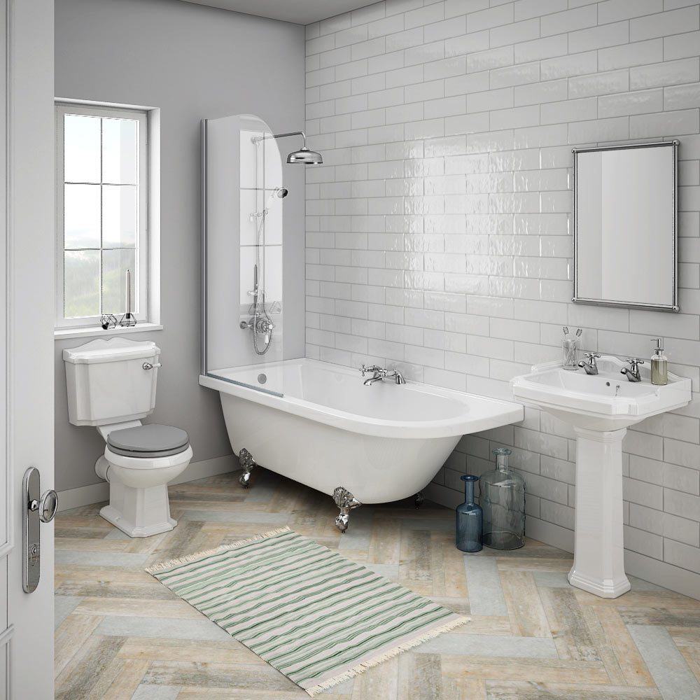 Bathroom Ideas: 23 Timeless Traditional Bathroom Ideas That Fits Any Era